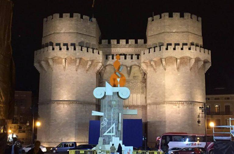 Las Torres de Serrano, un referente de la ciudad de Valencia