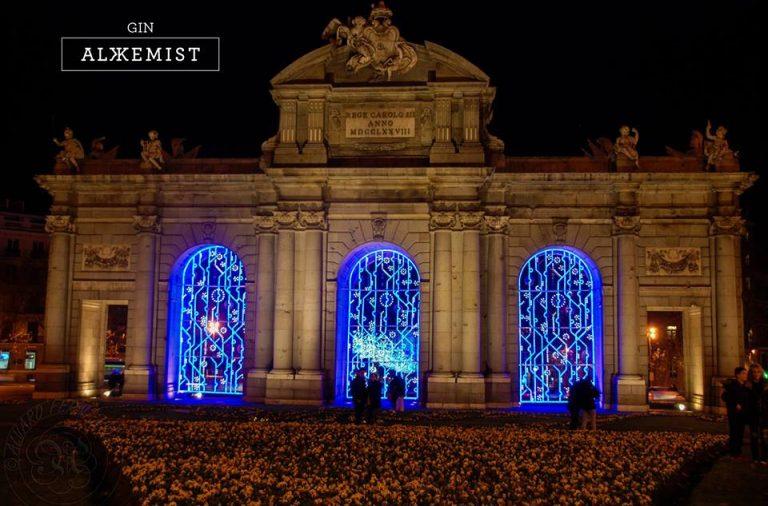 La Puerta de Alcalá, monumento más representativo de Madrid