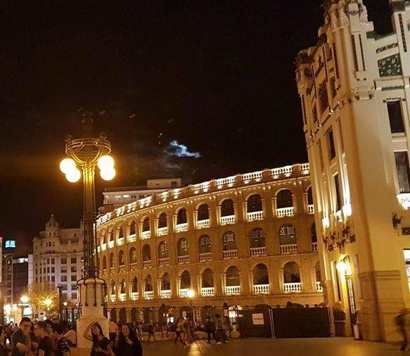 La Plaza de Toros de Valencia, una de las mas bellas de España