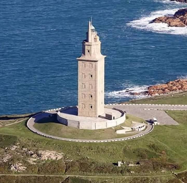 Torre Hercules A Coruña Geny VN