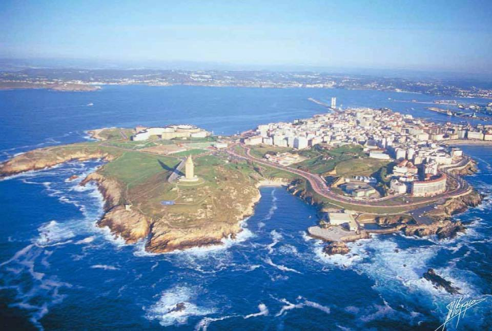 A Coruña. Golfo Ártabro. Gracias RobinArtabrian Roberto R. Díaz