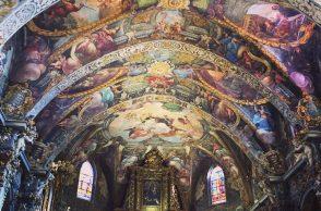 Maria Jose Bonet Igual nos manda esta bella foto. Gracias Iglesia de San Nicolas en Valencia