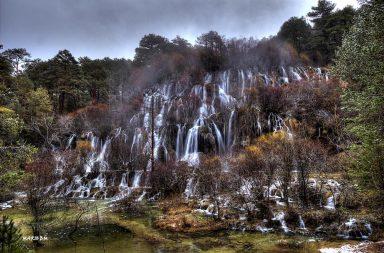 Cascada del rio Cuervo, una maravilla para nuestros ojos