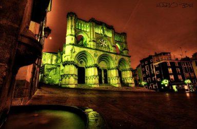 Catedral Cuenca psicodélica