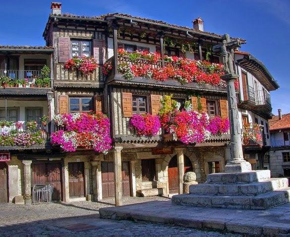 La Alberca, la primera población rural de España