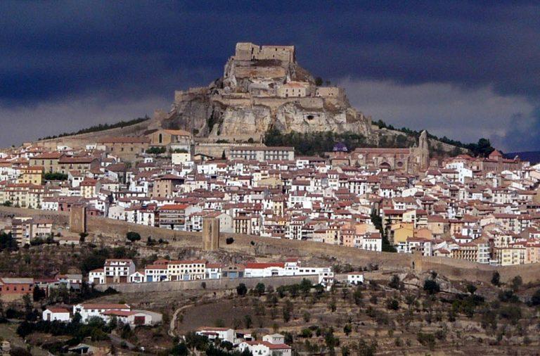 Morella uno de los pueblos más bonitos de España