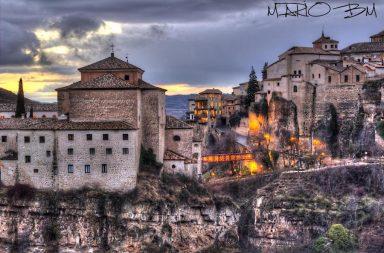 Parador casas colgadas Cuenca