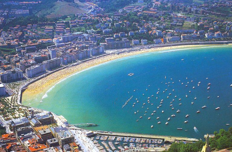 San Sebastián sin duda la ciudad más bonita del Pais Vasco