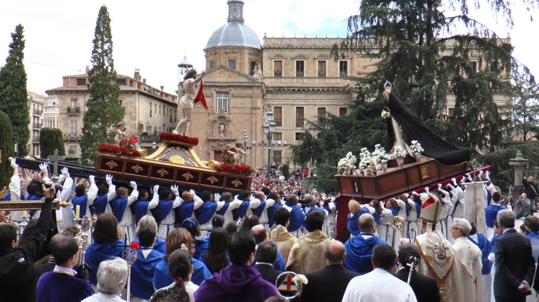 La Celebracion Mas Arraigada De Salamanca Su Semana Santa