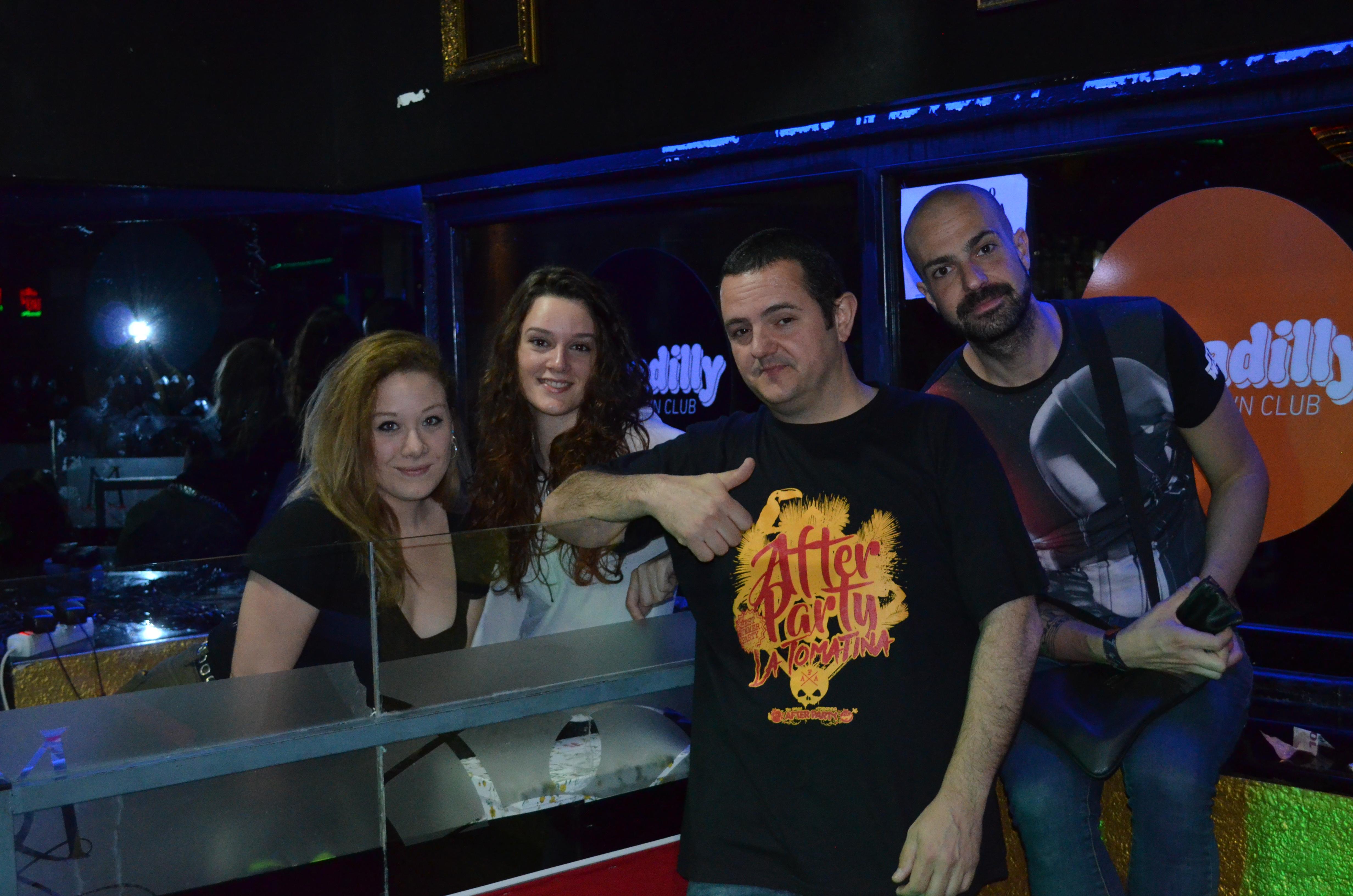 Visitamos una discoteca silenciosa en Valencia