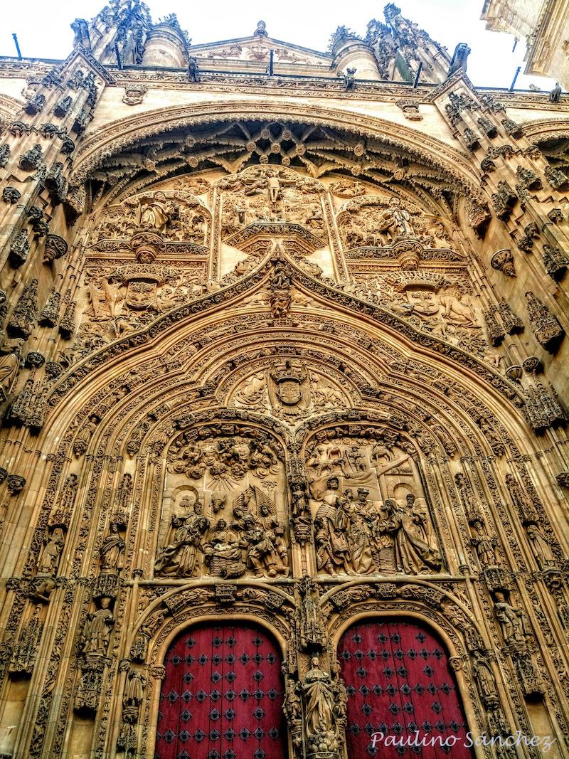 Catedrales de Salamanca,  lugar de magia y leyendas