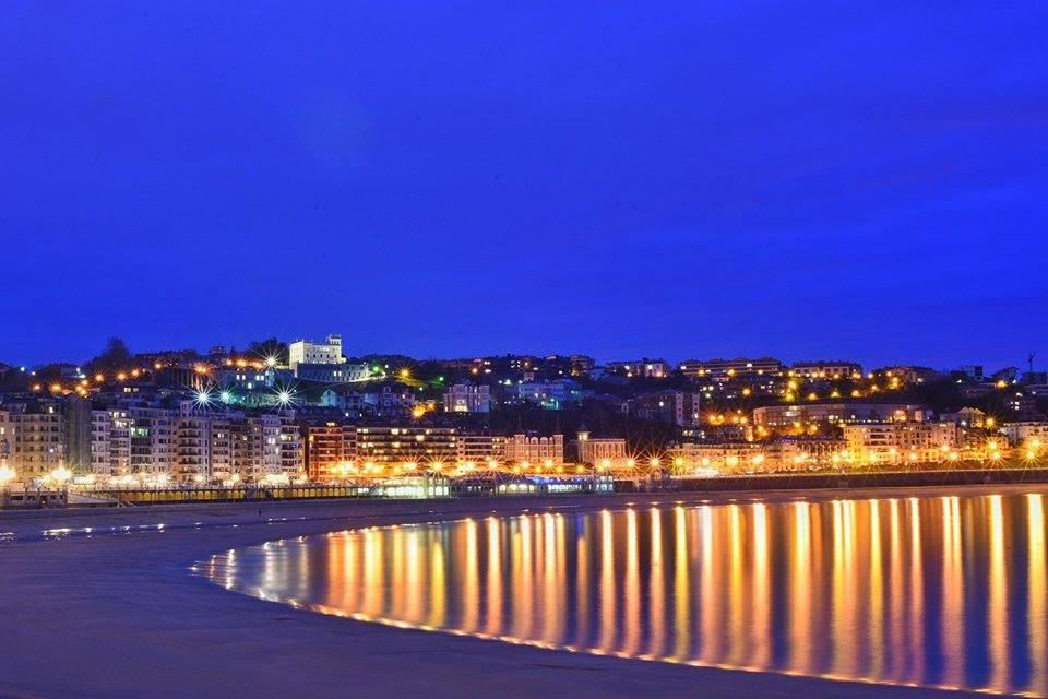 provincias del norte de España, Donostia Fotografía por Xanti Irons