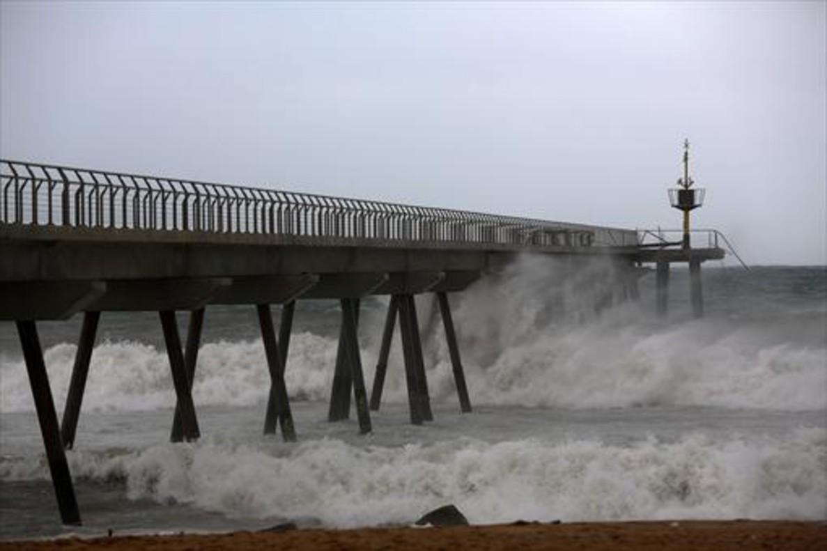 Pont Petorli Problema Meteorológico 2017 Pont del Petrolí