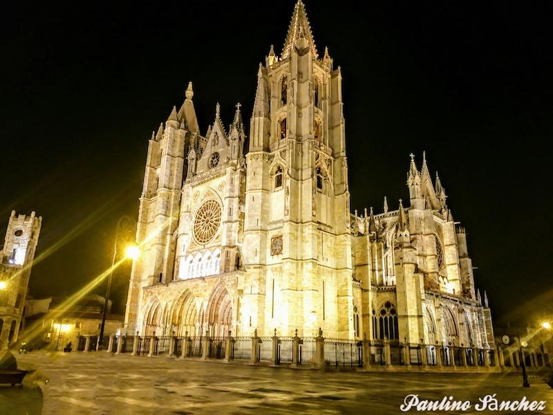 Catedral de Leon, el gótico catedralicio en su máximo esplendor
