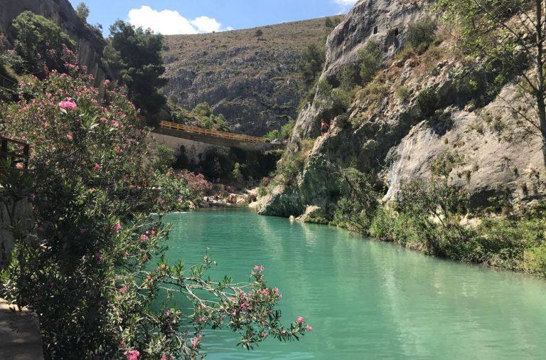"""Pou Clar, una de las """"piscinas"""" naturales más espectaculares de la Comunidad Valenciana"""