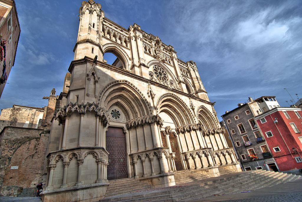 La Catedral de Cuenca, uno de los edificios más particulares de la Edad Media