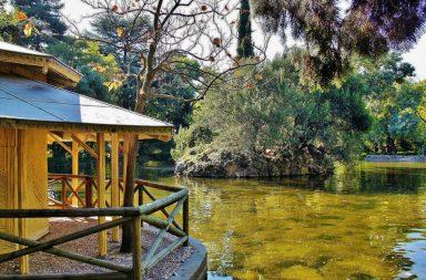 Conocemos mejor el Parque del Capricho en Madrid