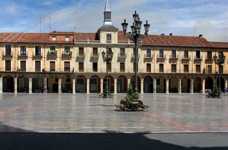 Conocemos mejor la Plaza Mayor de León
