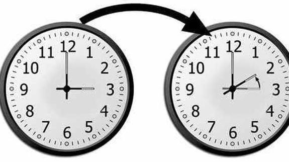 Cambio de hora 2017: ¿cuándo tienes que atrasar el reloj?