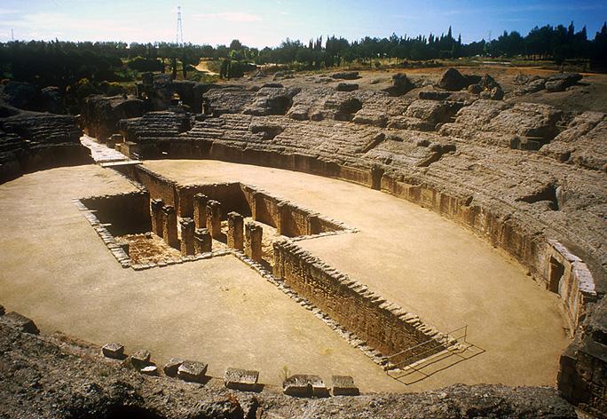 Sevilla el lugar donde se reunieron las culturas árabes y romanas