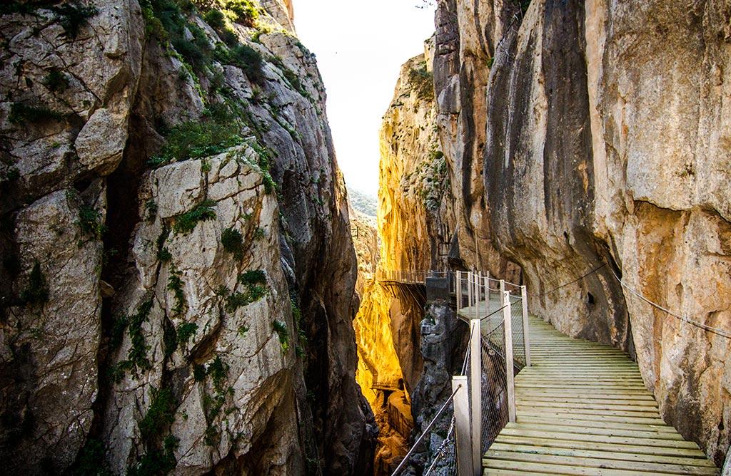 rutas senderismo espana