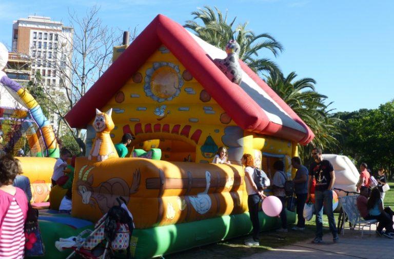 XXV Feria de Primavera en los Jardines de Viveros de Valencia el 28 y 29 de Abril