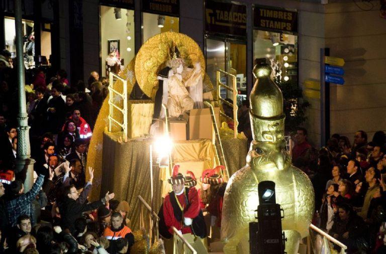 Todo sobre la Cabalgata de los Reyes Magos en Cartagena