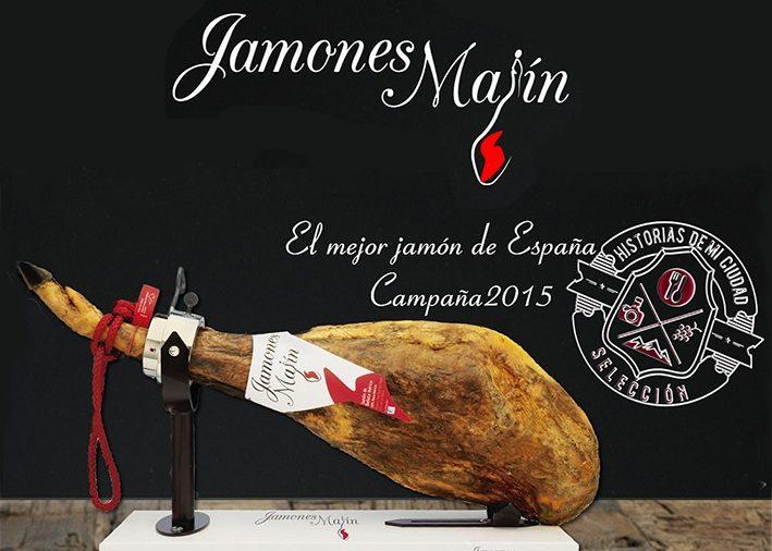 El mejor jamón de España